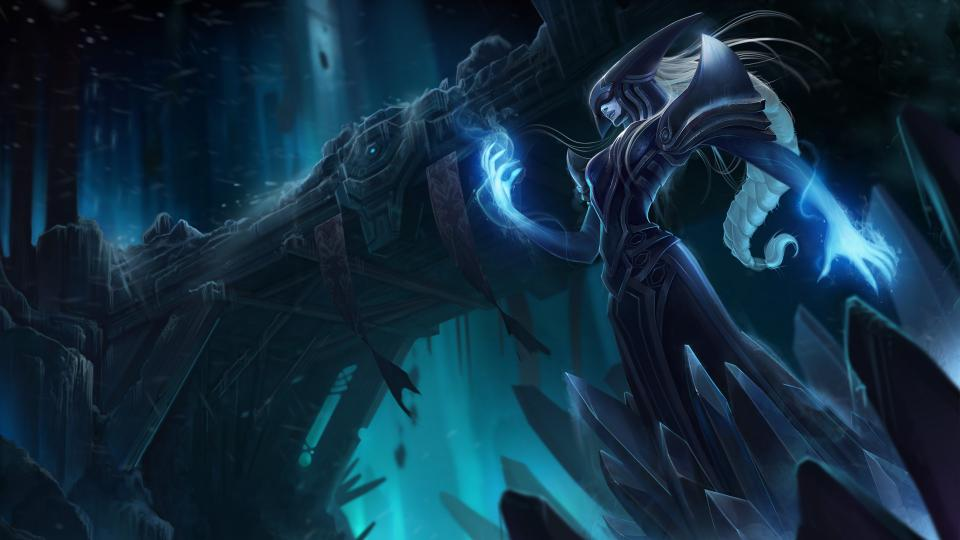 Lissandra-Splash-Art