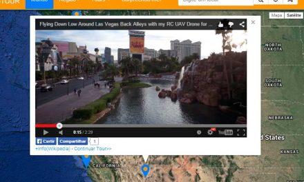 Site brasileiro exibe vídeos filmados por drones no mundo inteiro