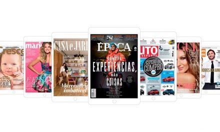 Editora Globo oferece 15 revistas em formato digital por R$ 25 mensais