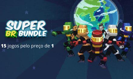 Compre 15 jogos brasileiros por apenas R$ 20 a ainda faça caridade