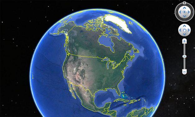 Novo Google Earth é ainda mais impressionante. E nem precisa ser baixado