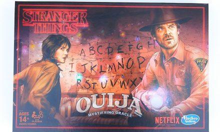 Tábua de falar com os mortos ganha edição 'Stranger Things'
