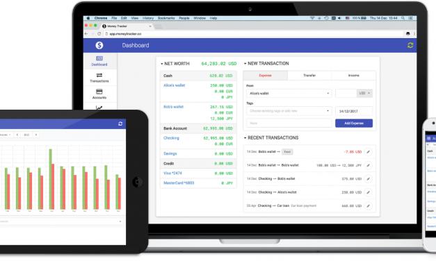 Ferramenta online e gratuita ajuda a monitorar seu dinheiro em 2018
