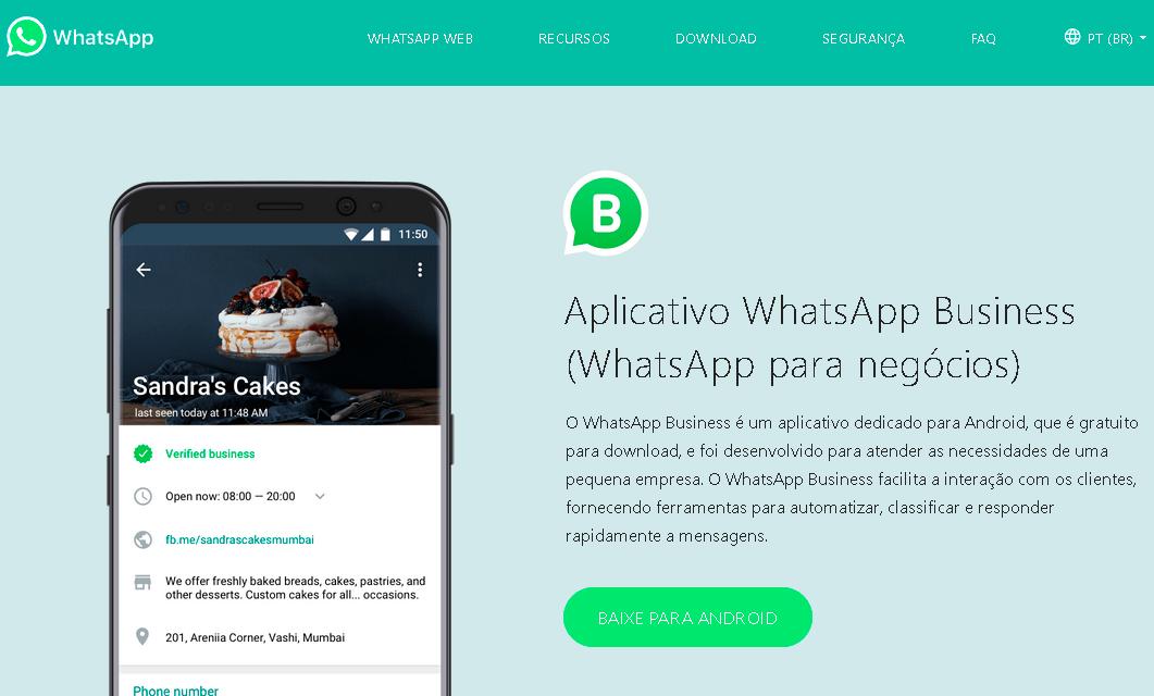 Saiu o WhatsApp para negócios, mas não comemore ainda