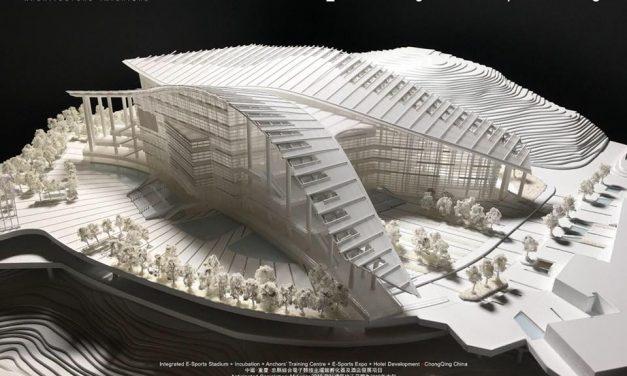 Estádio exclusivo para e-sports está sendo construído na China