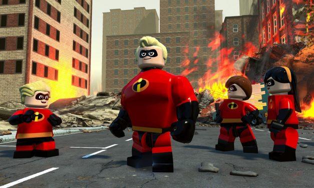 Veja o trailer de Lego Os Incríveis