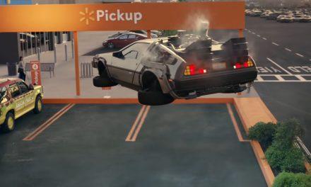Já viu? Propaganda do Walmart reúne carros famosos