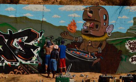 Documentário sobre maior intervenção de grafite da África será lançado no Brasil