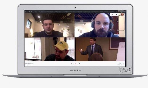 Extensão simula conferência para você ver Netflix no trabalho